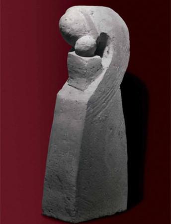 Maternità 40x20x102 pietra enfero.